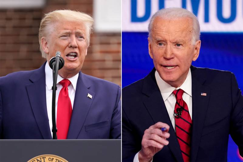 Trump accuses Biden of taking performance-enhancing substance