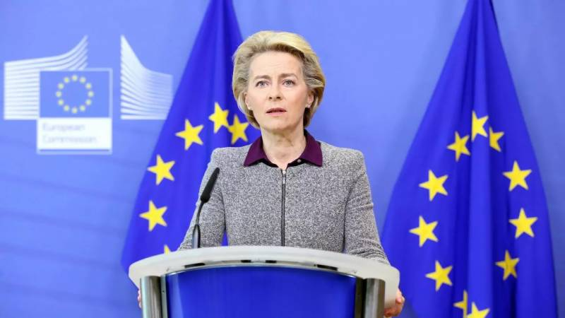 EU chief pledges green recovery from corona crisis