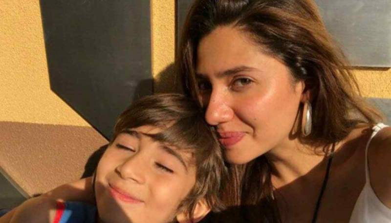 Mahira Khan pens an emotional note for son on his 11th birthday