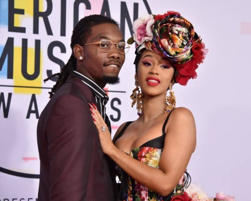 Rapper Cardi B files for divorce after three years of marriage