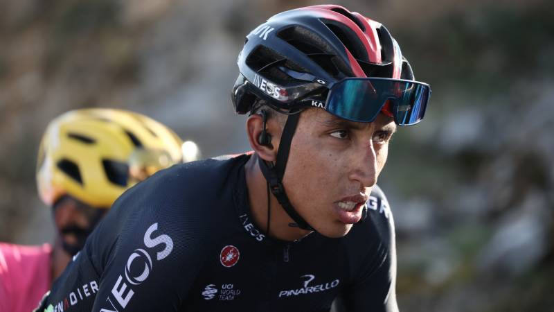 Reigning champion Bernal quits Tour de France after suffering in mountains
