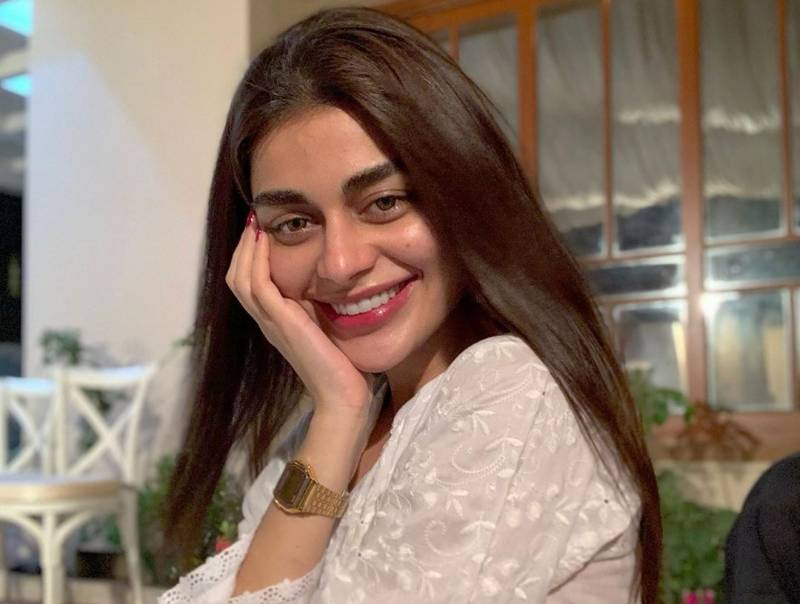 Actress Sadaf Kanwal sends out a strong video message to haters