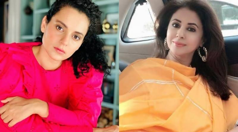 Kangana Ranaut schooled for calling Urmila Matondkar a 'soft porn' actress