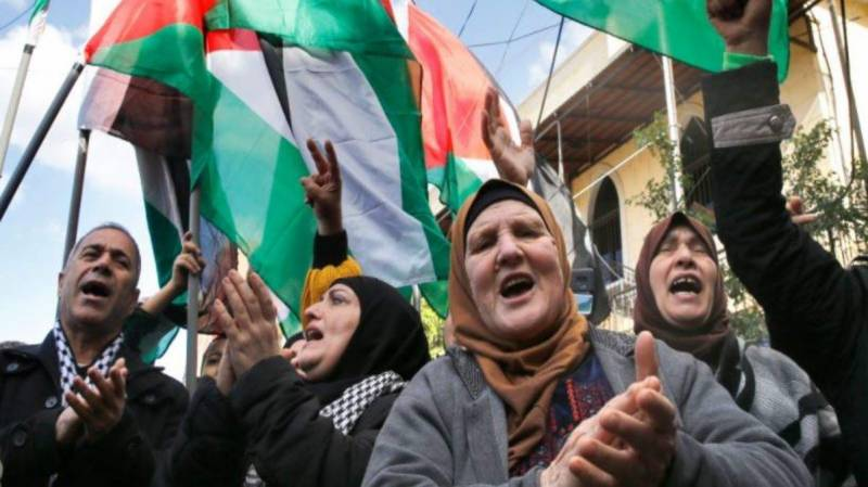 No Middle East peace without solving 'Palestinian problem': Russia