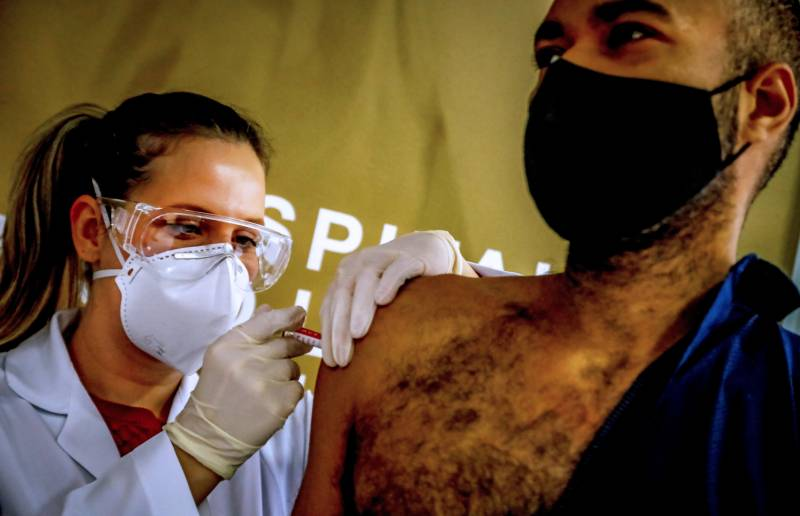 Rich nations snap up vaccine stocks in global race for jab
