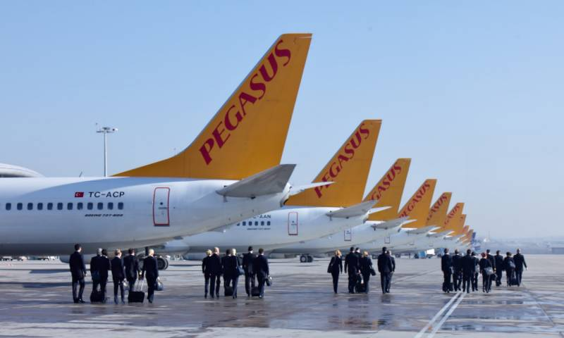 Turkey's Pegasus Airlines to launch Karachi-Istanbul flights from Sept 25