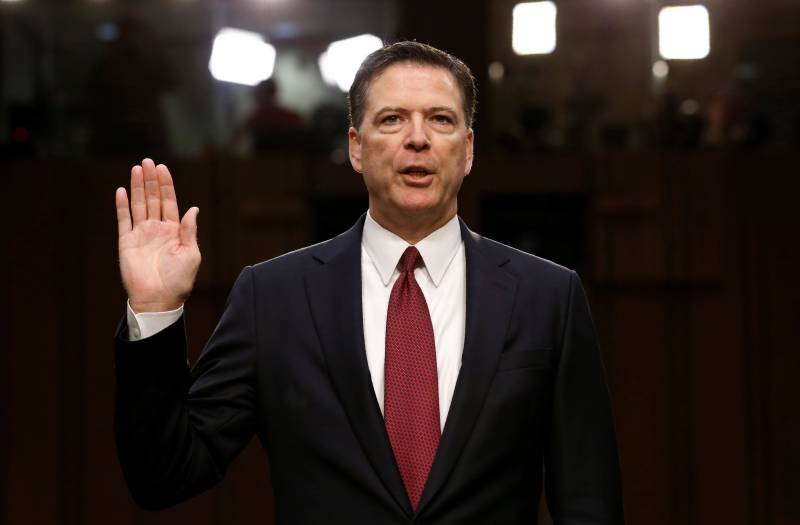 Ex-FBI chief Comey to testify to Congress ahead of election