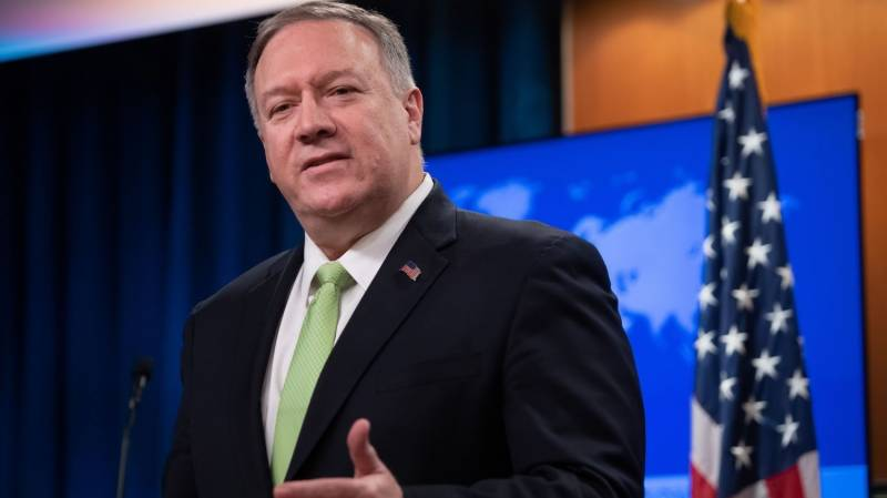 Pompeo urges Suriname to pick US firms over Chinese