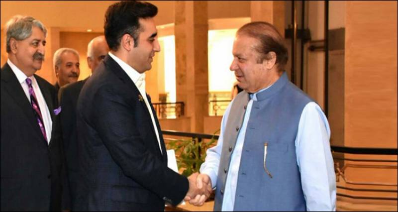 Nawaz accepts Bilawal's invitation to attend APC on Sept 20