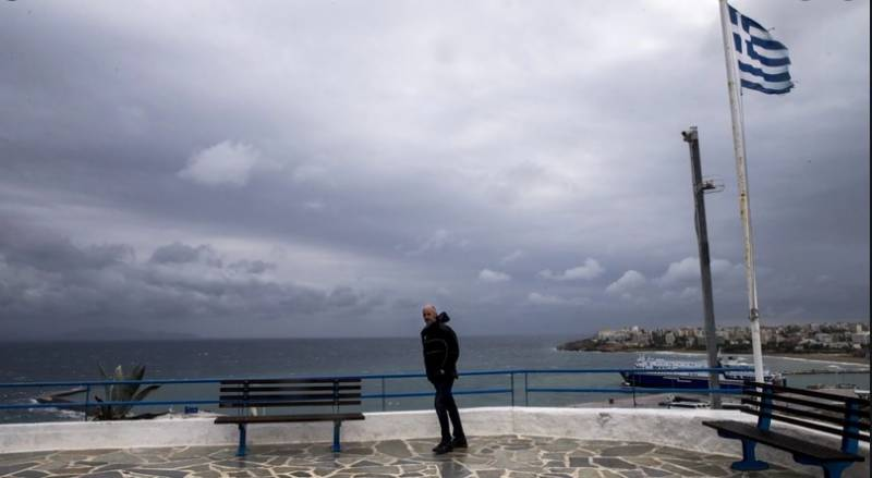 Flights rerouted as Greece braces for rare 'medicane' storm