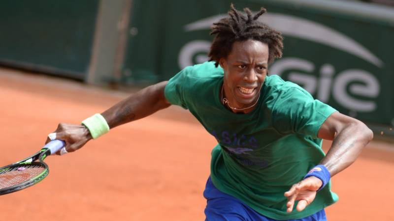 Monfils receives racist abuse after Rome defeat