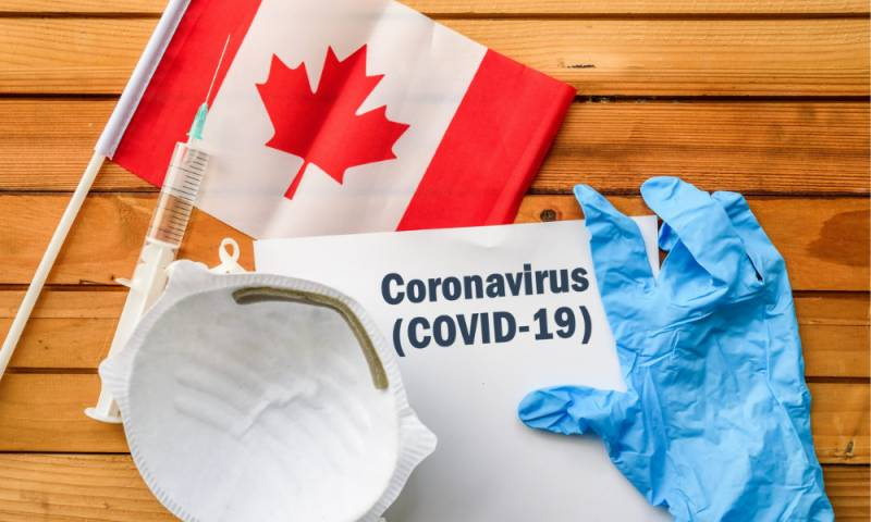 Canada opposition leaders test positive for Covid-19