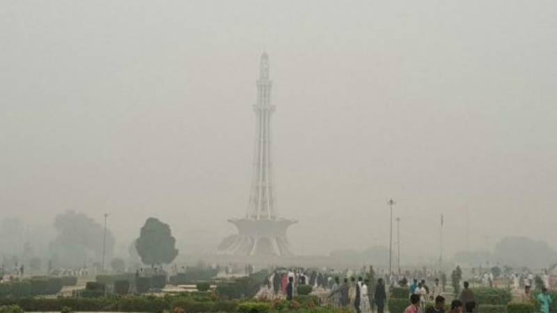 PDMA tasked with fighting smog in Punjab