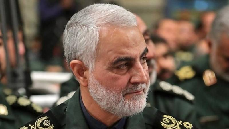 Iran Guards vow Soleimani revenge will target only 'those involved'