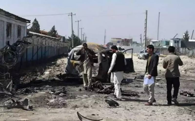 More than 30 Taliban killed in Afghan air strikes: ministry