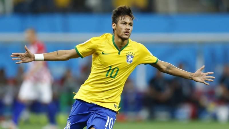 Neymar to lead Brazil in World Cup qualifying