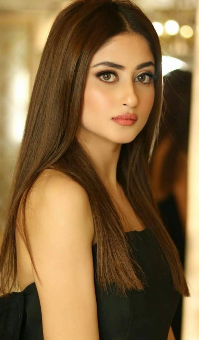 Sajal Aly reveals her all-time favourite film
