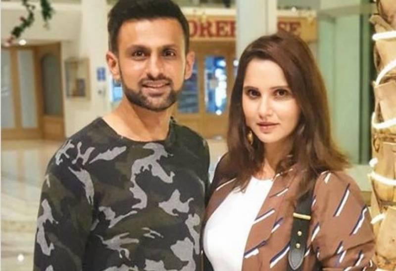 Sania Mirza's new picture with husband Shoaib Malik is super-hit