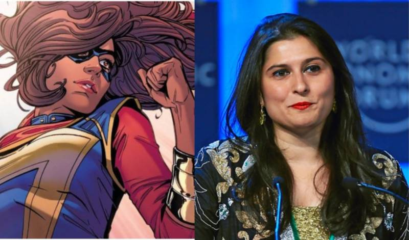 Sharmeen Obaid becomes first Pakistani film-maker to helm Marvel film