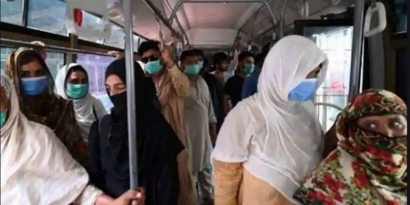 Only one coronavirus death, 640 new infections reported in Pakistan