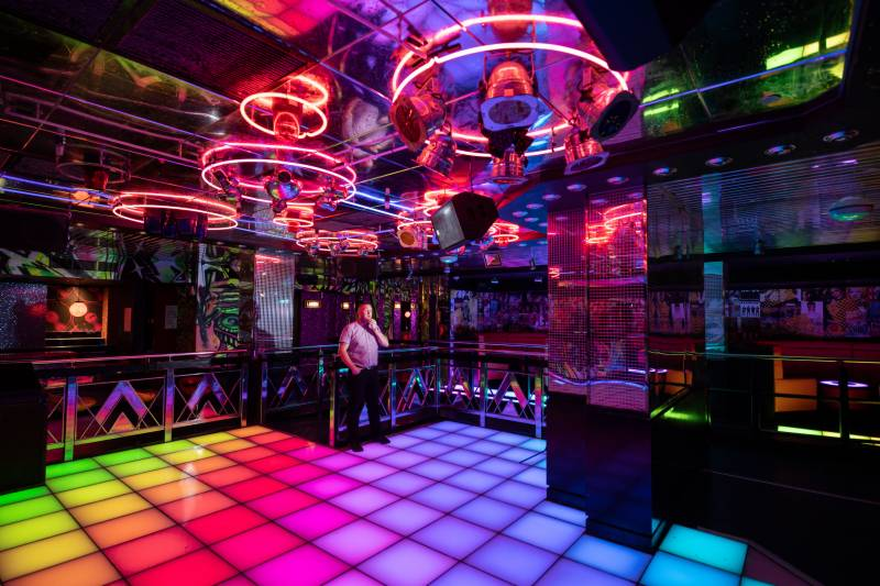 Shut UK nightclubs worry about not seeing light of day