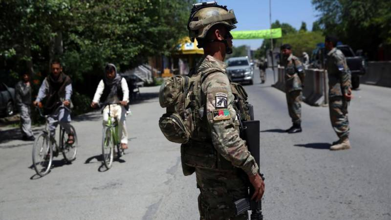 14 Afghan security forces killed as violence grips country