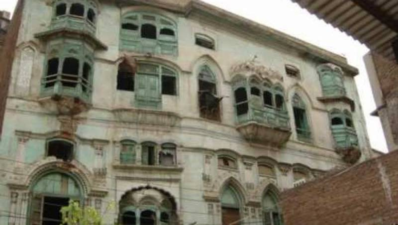 KP govt allocates Rs50m for conservation of Kapoor Haveli, other historical buildings