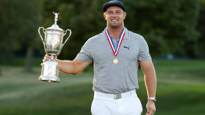 DeChambeau wins US Open to capture first major victory