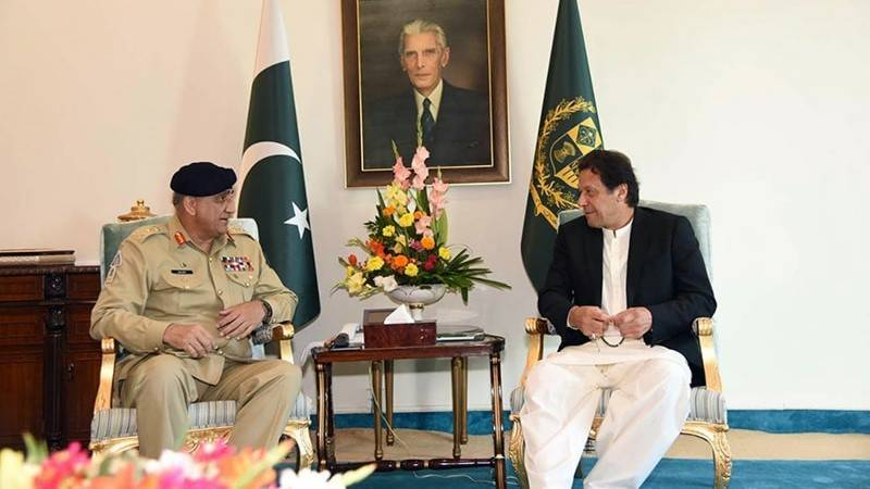 COAS briefs PM on security situation