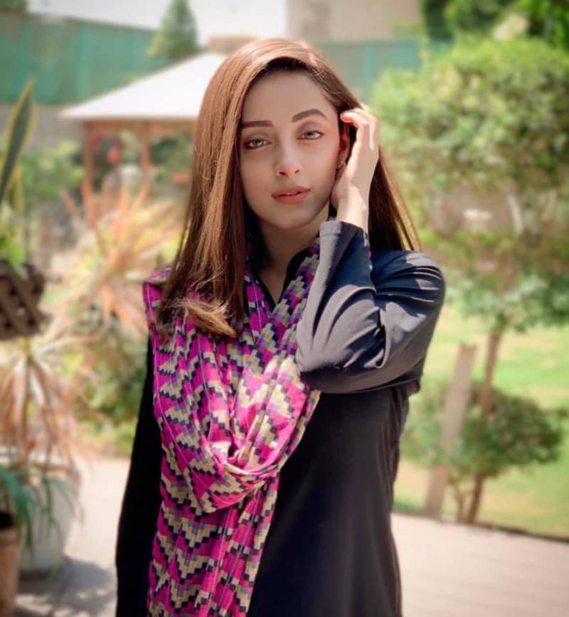 I always wanted to become a doctor, says Sanam Chaudhry