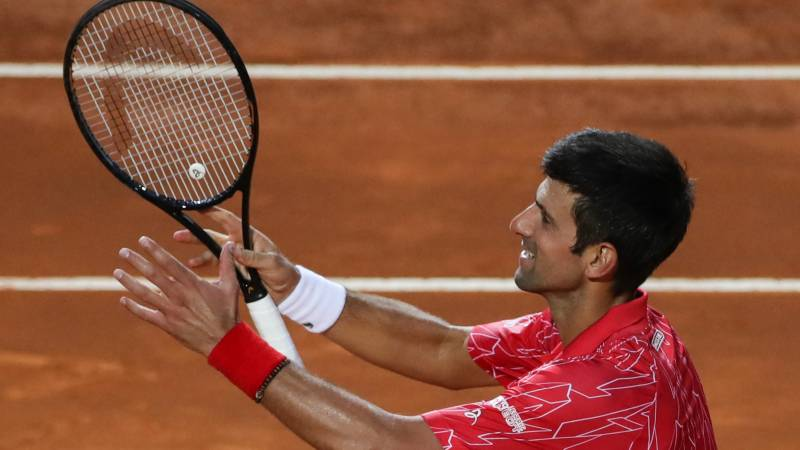 Djokovic wins fifth Italian Open title for record 36th Masters title
