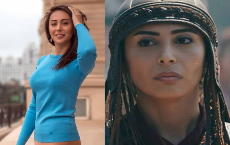 Turkish Actress Gonul Nagiyeva opens up about her role in 'Ertugrul'