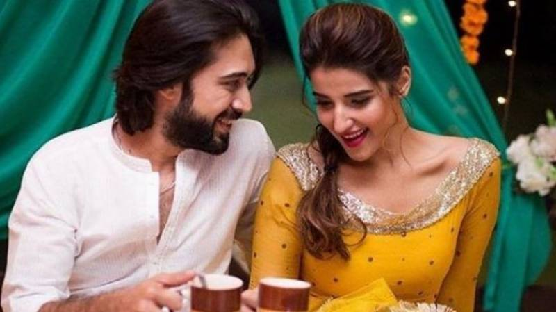 Hareem Farooq opens up about dating Ali Rehman