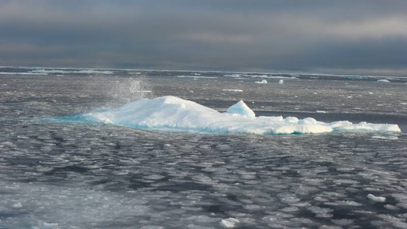 If Arctic ice melt doesn't boost sea levels, do we care?