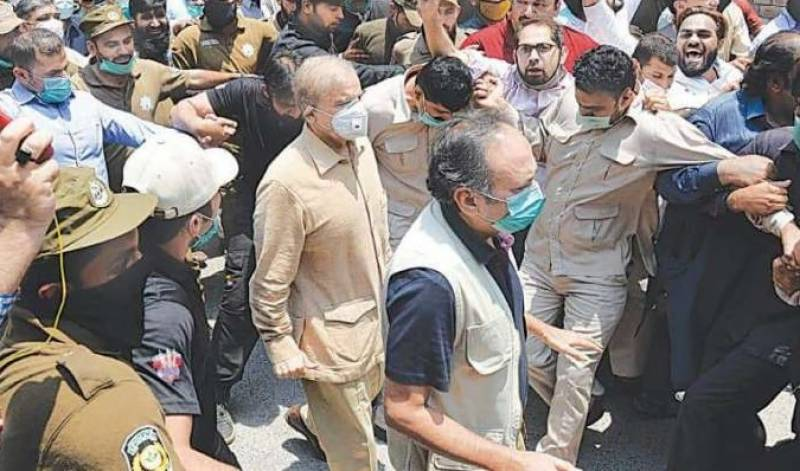 LHC extends Shehbaz Sharif's interim bail to Sept 24