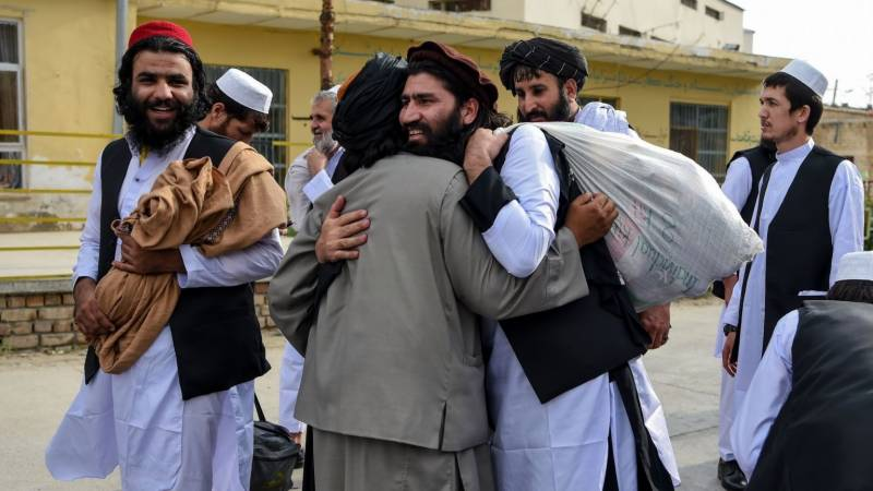 Freed Taliban have returned to battlefield: top Afghan official