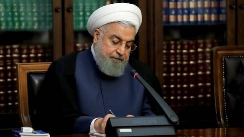 Rouhani says next US leader must cede to Iran demands