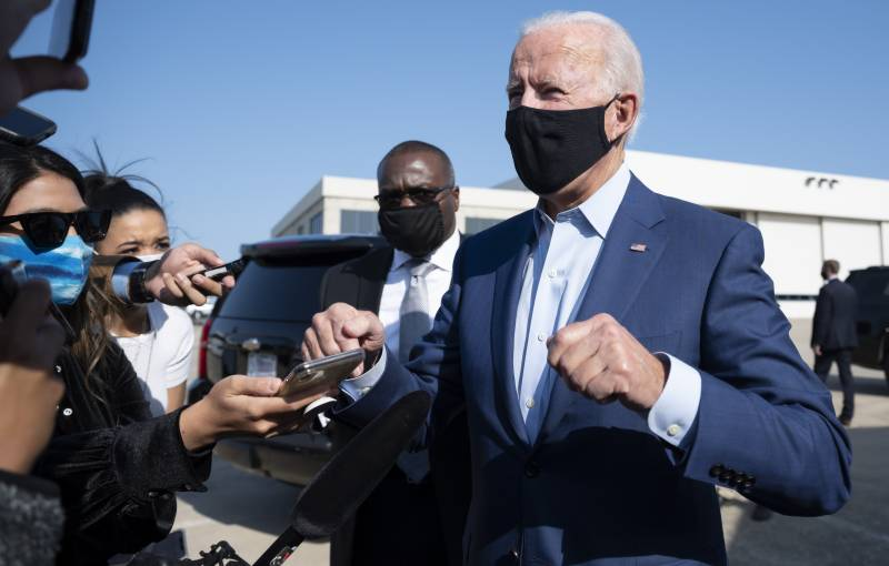 Senate report fails to implicate Joe Biden in son's businesses