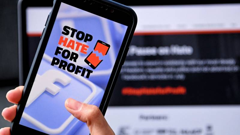Tech giants strike deal with advertisers over hate speech