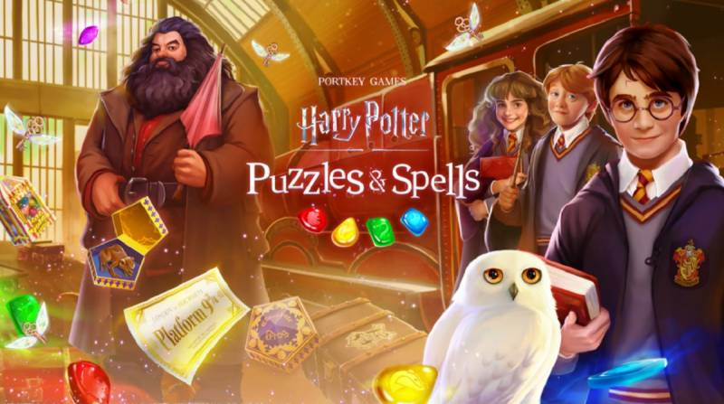Zynga out to cast spell with Harry Potter mobile game