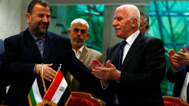 Fatah, Hamas reach deal on Palestinian elections