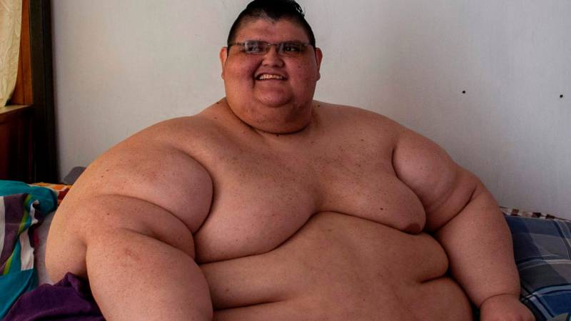 Former 'world's heaviest man' defeats coronavirus