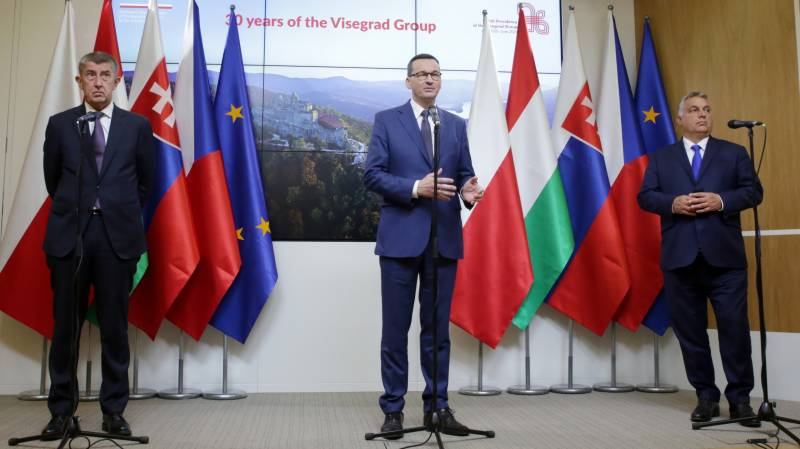 EU migrant plan suffers blow as eastern Europe says no