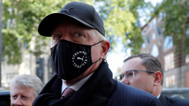 Boris Becker pleads not guilty to charges over bankruptcy