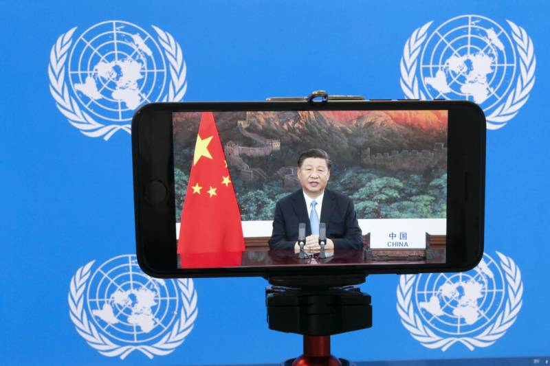 China tears US apart at UN Security Council