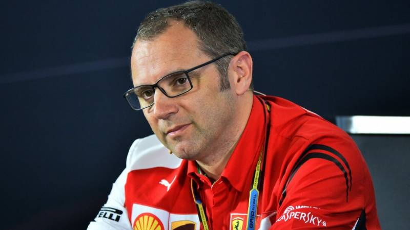 Former Ferrari chief to replace Carey as F1 CEO