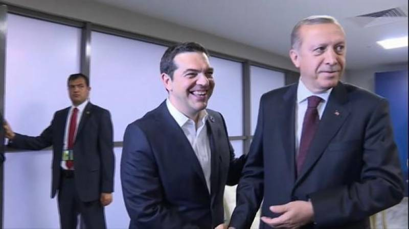 Greek PM appeals to Erdogan, 'Let's give diplomacy a chance'