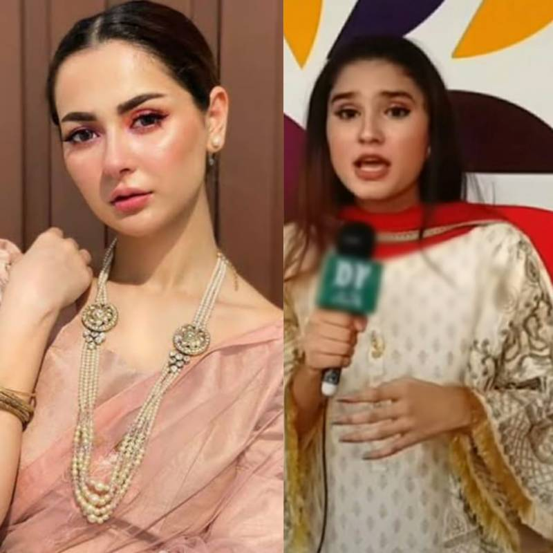 Hania Amir will become more famous because of me, says Nimra Ali