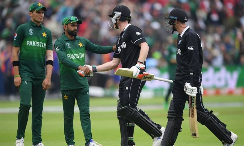 Pakistan cricket team to tour New Zealand by year-end