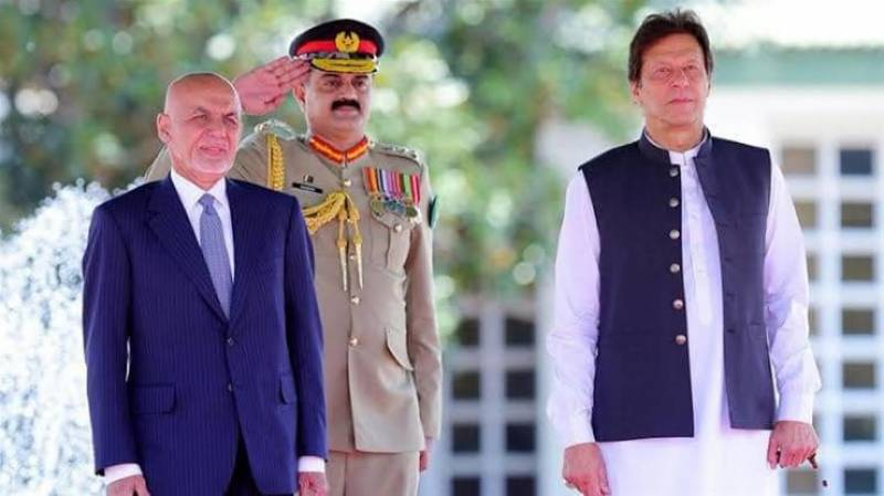 PM assures Pakistan's steadfast support to Afghan peace process in call with Ghani